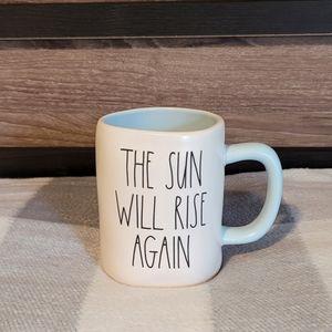 """Rae Dunn Mug """"THE SUN WILL RISE AGAIN"""""""
